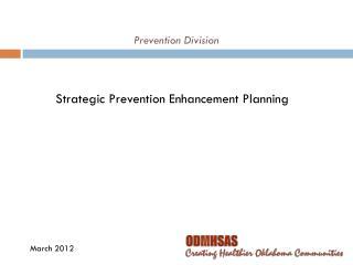 Prevention Division