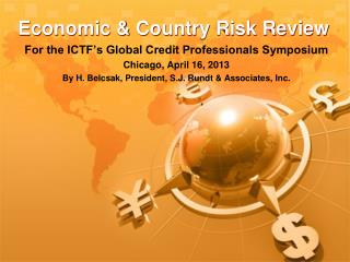 Economic & Country Risk Review
