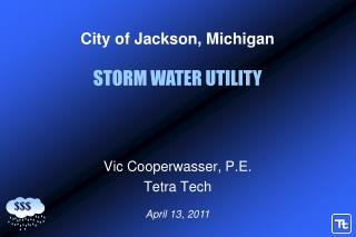 City  of Jackson, Michigan