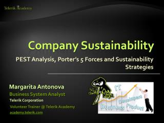 Company Sustainability