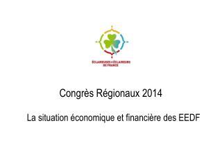Congrès Régionaux 2014
