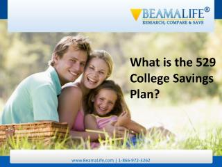 What is the 529 College Savings Plan