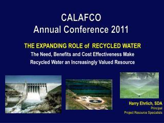 CALAFCO  Annual Conference 2011