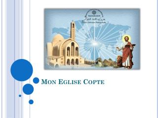 Mon Eglise Copte
