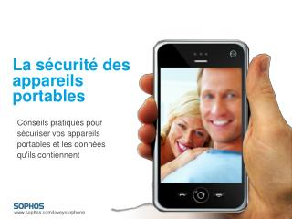 La  sécurité  des  appareils  portables