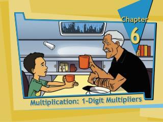 Multiplication: 1-Digit Multipliers
