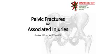 Pelvic Fractures  and  Associated Injuries