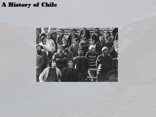 A History of Chile