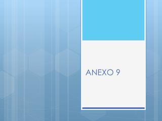 ANEXO  9