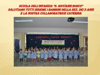 """2 bambini di 4 anni hanno recitato la poesia """"Addio alla scuola dell'Infanzia"""""""