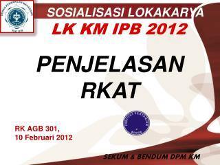 LK KM IPB 2012
