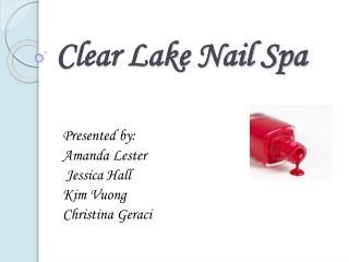 Clear Lake Nail Spa