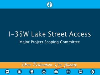 I-35W Lake Street Access