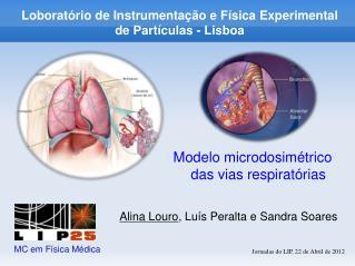 Loboratório de Instrumentação e Física Experimental de Partículas - Lisboa