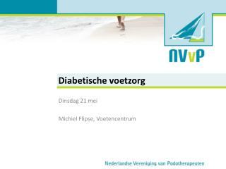 Diabetische voetzorg