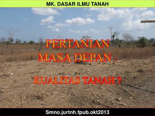 Soil Science Simplified Ppt 1 - Intro