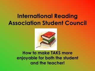 International Reading Association Student Council