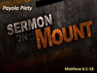 Payola Piety