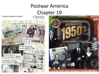 Postwar America Chapter 19