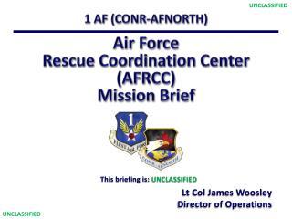 1  AF  (CONR-AFNORTH )