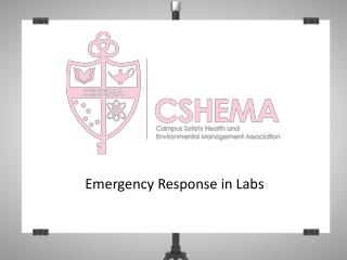 Emergency Response in Labs