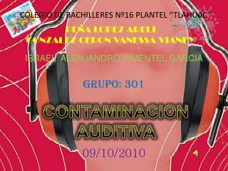 "COLEGIO DE BACHILLERES Nº16 PLANTEL  ""TLAHUAC"""