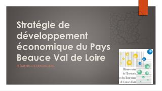 Stratégie de développement économique du Pays Beauce Val de Loire
