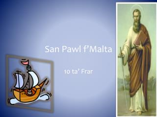 San Pawl f'Malta
