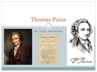 "thomas paines words swayed undecided colonist to revolt At the end of what many consider the first day of the revolutionary war,  the colonists felt the king was going ""outside  thomas paine published his."