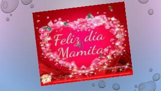 Te quiero mucho mamita!!