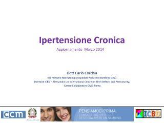 Ipertensione Cronica