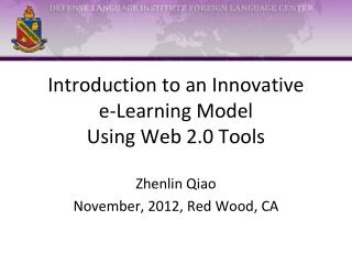 Introduction to an Innovative  e-Learning Model  Using Web 2.0 Tools