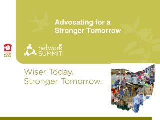 Advocating for a Stronger Tomorrow