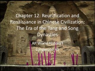 AP World History I Longwood HS