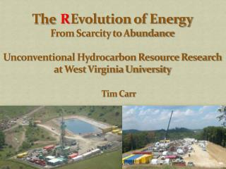 The  R Evolution  of Energy