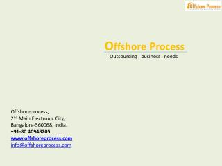 offshore process