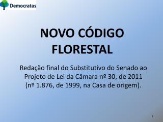 Redação final do Substitutivo do Senado ao Projeto de Lei da Câmara nº 30, de 2011