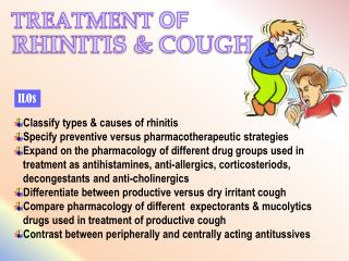 RHINITIS & COUGH
