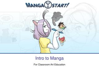 Intro to Manga