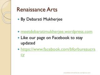 Renaissance Arts