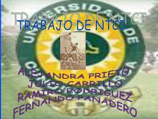 ALEJANDRA PRIETO  JULIO CARRILLO RAMIRO RODRIGUEZ FERNANDO PANADERO