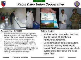 Kabul Dairy Union Cooperative