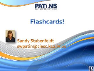 Flashcards!