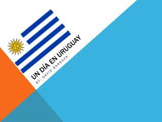 Un  d�a en Uruguay