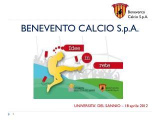 Benevento  Calcio S.p.A.