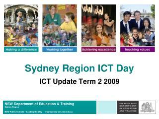 Sydney Region ICT Day