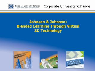 Corporate University Xchange Johnson  Johnson: