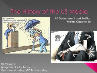 The History of the US Media