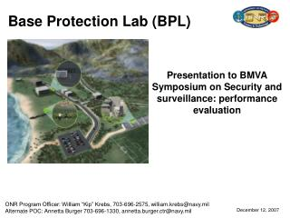 Base Protection Lab BPL