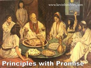 Principles with Promise